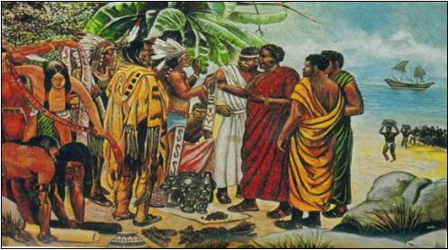 Africans In The Americas 500 years Before Columbus