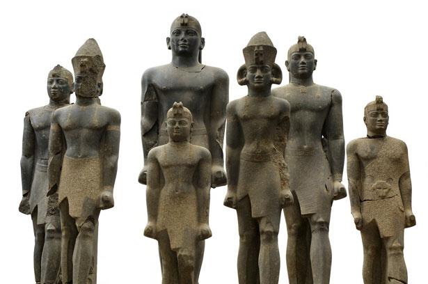 Black Pharaohs {homestead}