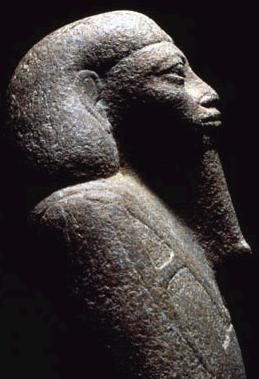 King Taharaqa of Sudan