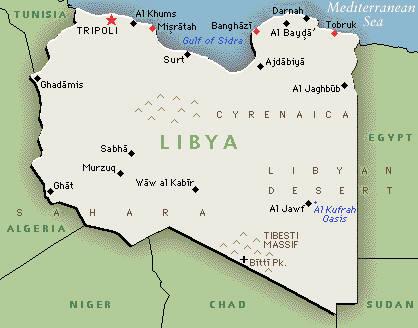 Libya  {greenwichmeantime}