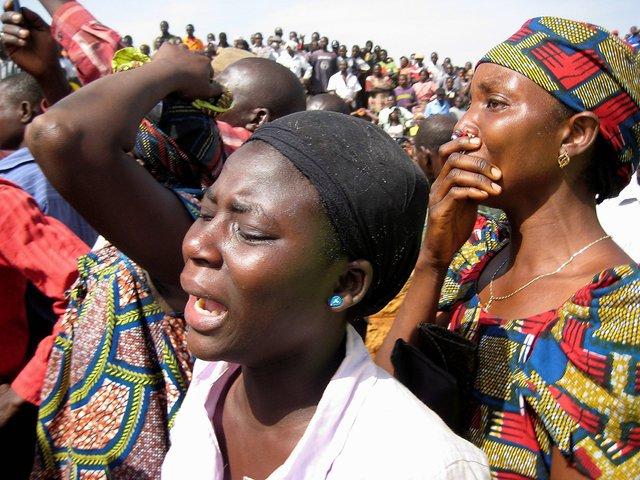 Dogo riots, Nigeria {wahingtontimes}