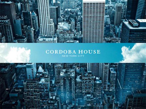 Cordoba House. A new capital of a new Islam