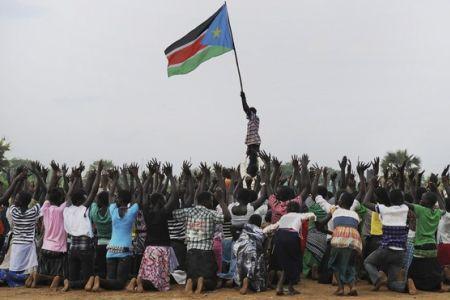 Independent South Sudan {PressTV}