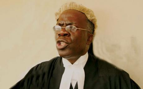 Human Rights lawyer, Femi Falana.