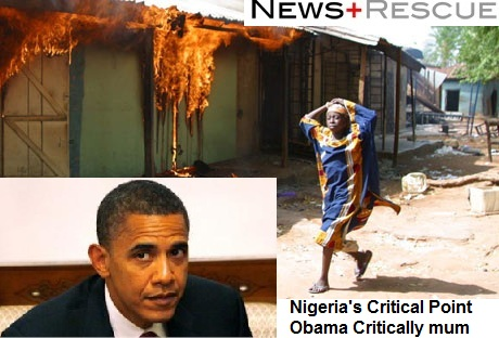 Nigerioan fighting in yelwa