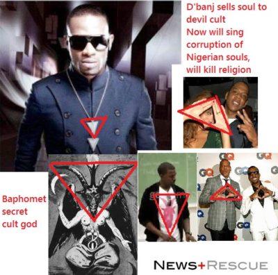dbanj-sells-soul-to-devil-illuminati