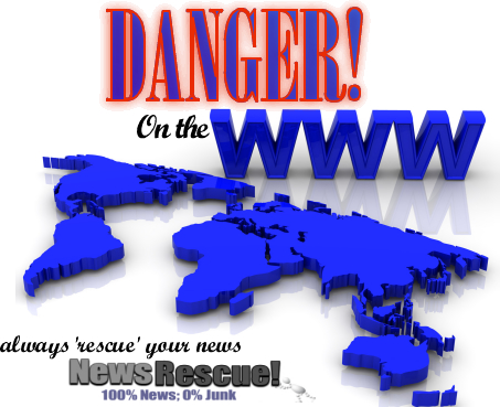 Danger on the www