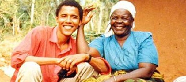 barack obama kenya header