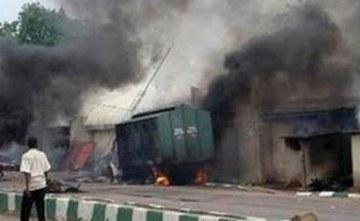 Boko Killed Brother, Now Try To Kill Shehu of Borno, Dep Gov. After Friday Prayers: 5 Die