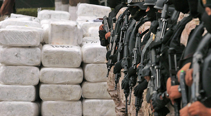 essays on drug trafficking in mexico