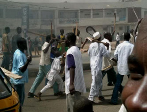 kaduna youth defend- sahara