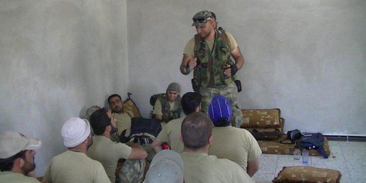 libya to syria terror