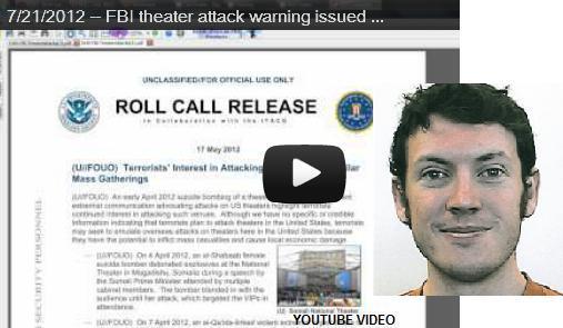movie theater warning