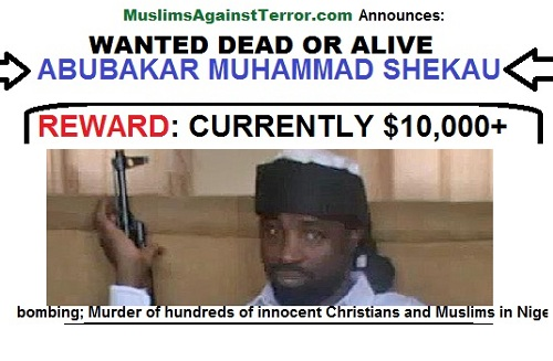abubakar shekau wanted dead or alive home