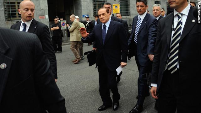 berlusconi sentenced cnn