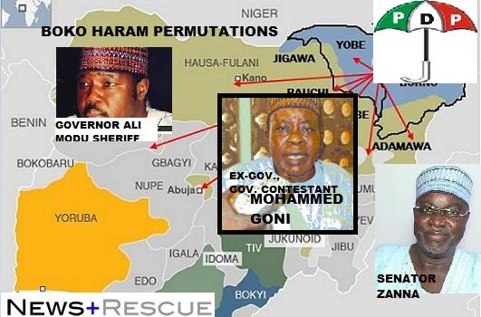 boko haram PDP