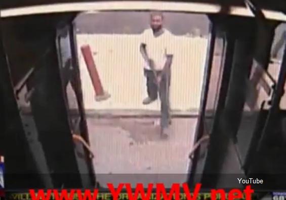 shoots bus PA