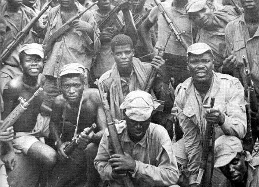nigeria history the biafra midwest invasion So, by the time the nigerian problem cropped up, ore was a strategic village i  took my  there was a small history behind that so, we  after the reinforcement , they joined me there and the midwest was invaded by the igbo.
