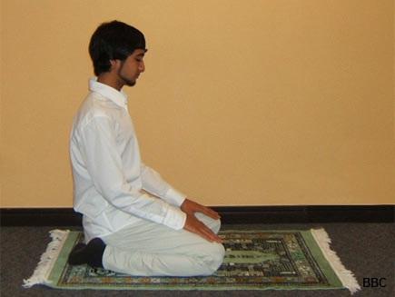 muslim pray bbc