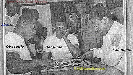 Obasanjo IBB Danjuma