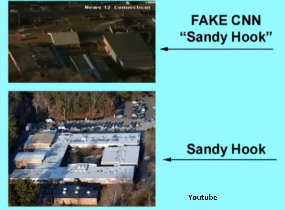 CNN Used Fake Sandy Hook Shooting Video; St. Rose of Lima School Video