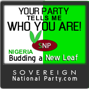 your party tells me green