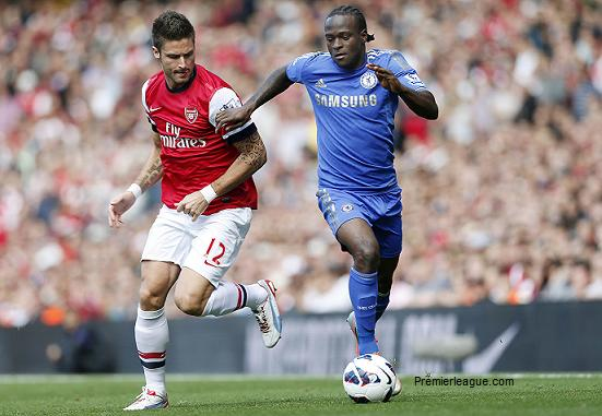 Arsenal v Chelsea - Barclays Premier League