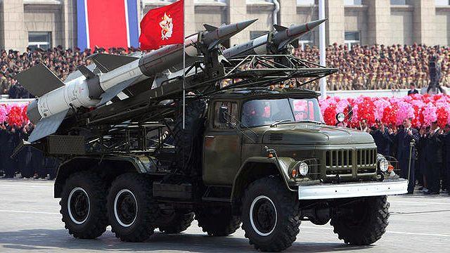 N. Korea Missile {Foxnews}