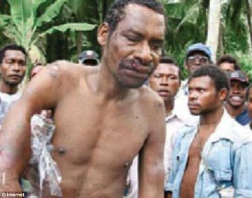 Black Jesus of Papua