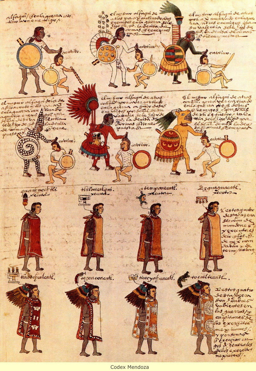 Mexico: Mayan Codex shows the Africans conquerors