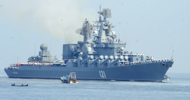 Russian-Missile-Cruiser