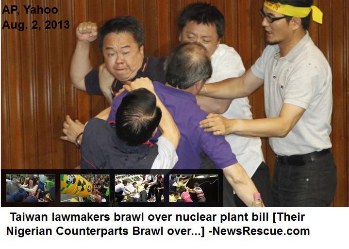 taiwan-brawl