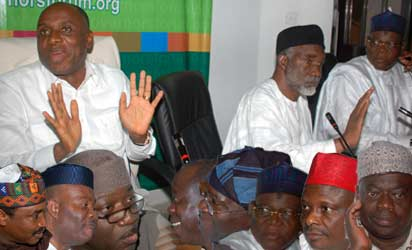 Gov. Amaechi and NGF