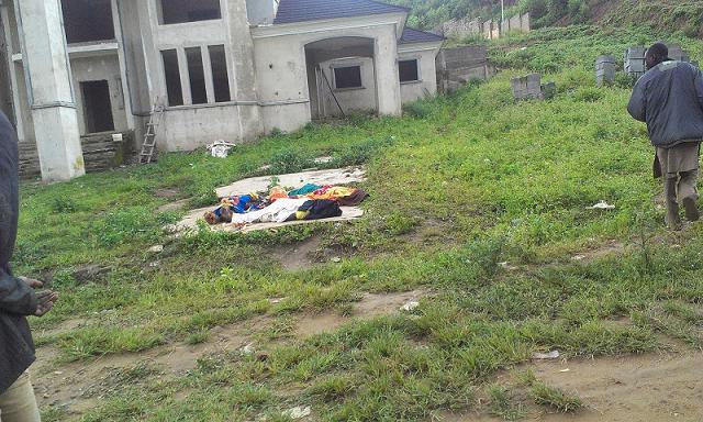 Abuja Massacre