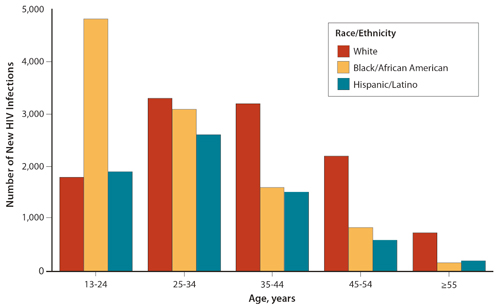 HIV Surveillance Supplemental Report 2012;17(4).