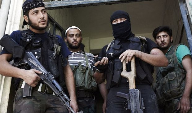 syria militants