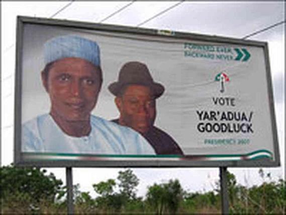 Dangote and OBJ Plant Dying Yar'Adua And Jonathan on Nigeria