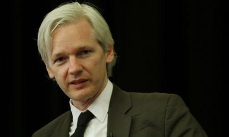 Wikileaks: Jullian Assange