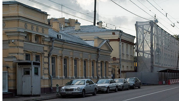 Attacked: Nigerian embassy in Russia