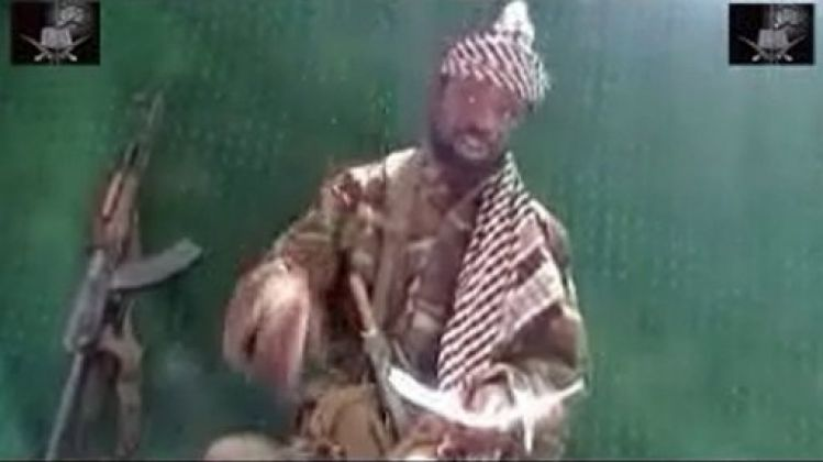 Shekau May 29th, AFP