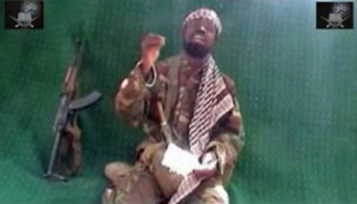 Shekau May 29th, 2013, AFP