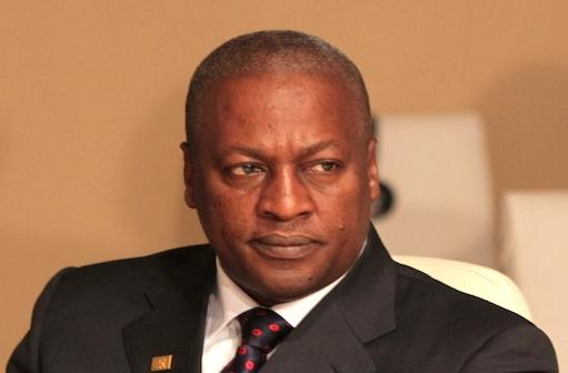 John Mahama condemned Paris attcak but failed to condemn 2500 killed in Nigeria at the same time