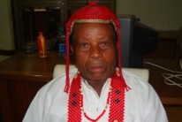 Chief Sylvester O. Dimunah