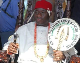 Jonathan Ijaw {Igbo according to Radio Biafra}