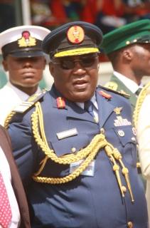 Chief of Defense Fat Alex