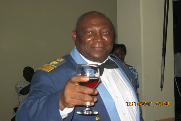 New Military chief Fat Alex says Boko Haram will be defeated by this April