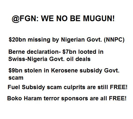 we-no-be-mugun-protest