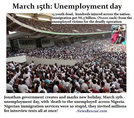 unemployment day