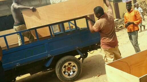 18 coffins to be given to the ministry