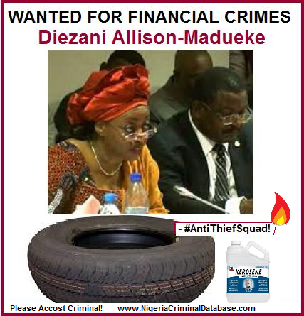 diezani wanted